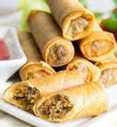 Chicken Thai Spring Roll 350g